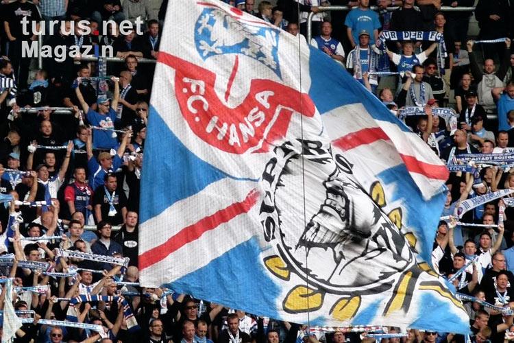 Hansa Rostock Fahne