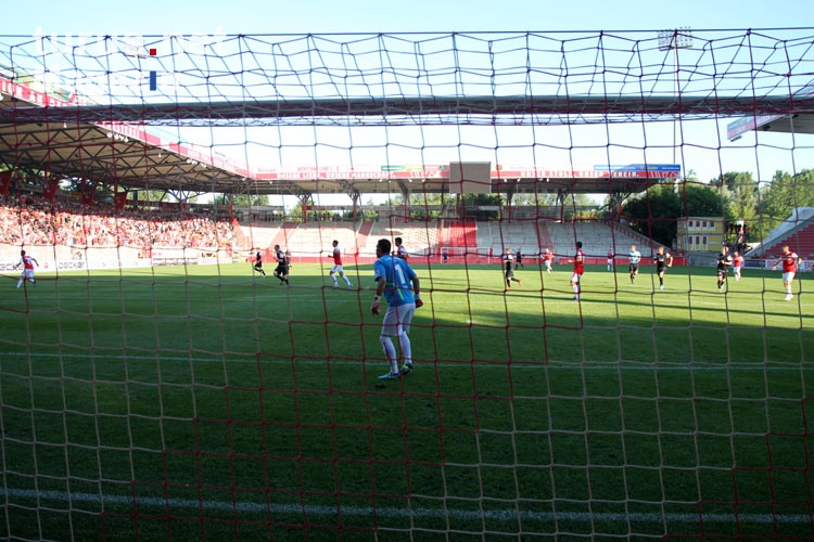 Testspiel 1. FC Union Berlin vs. Dundee United