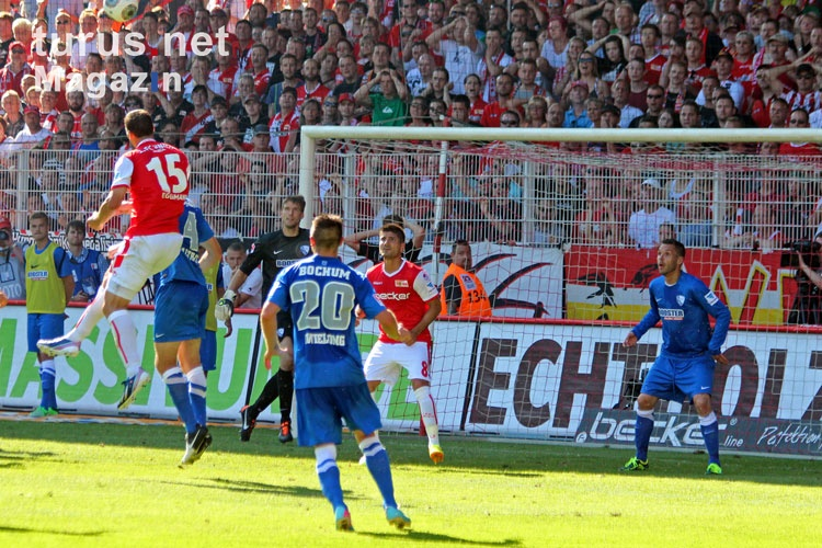 1. FC Union Berlin vs. VfL Bochum, 22. Juli 2013
