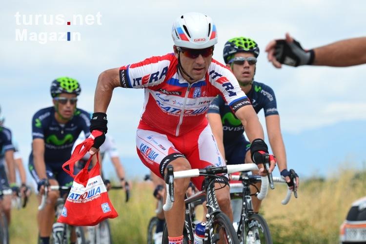 Vuelta 17 Etappe