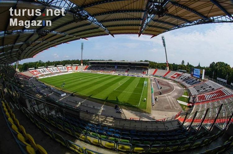 Wildparkstadion Karlsruhe Public Viewing