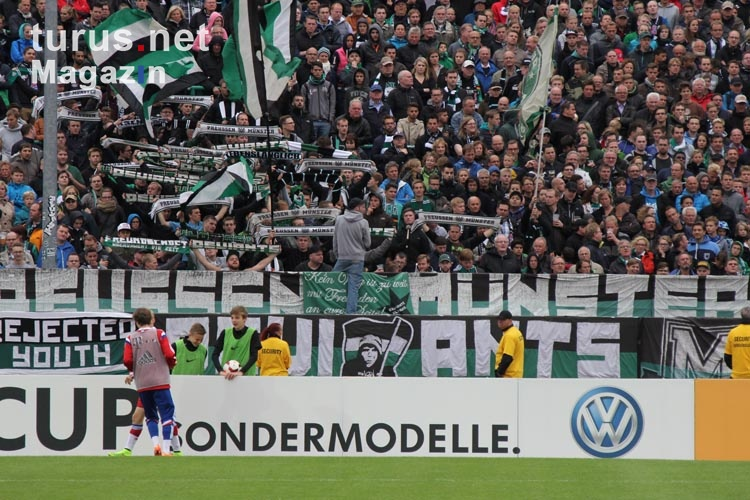 Preußen Münster Fans