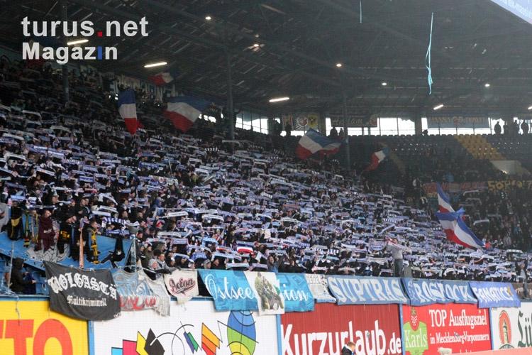 Foto: F.C. Hansa Rostock verliert gegen Dynamo Dresden ...