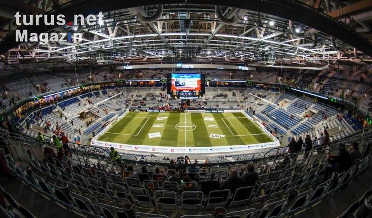 Gntm Sap Arena