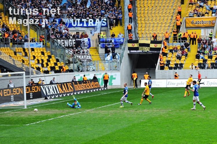 Bielefeld Dynamo Dresden