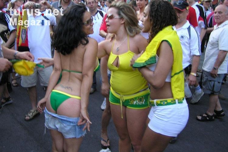 Sexy Brasilianerin