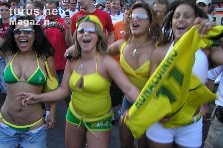 Hübsche Brasilianerin