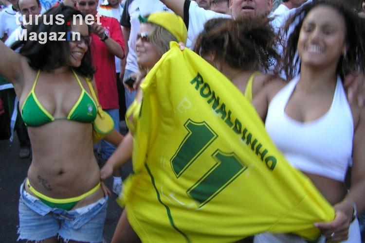 Brasilianerinnen nackt