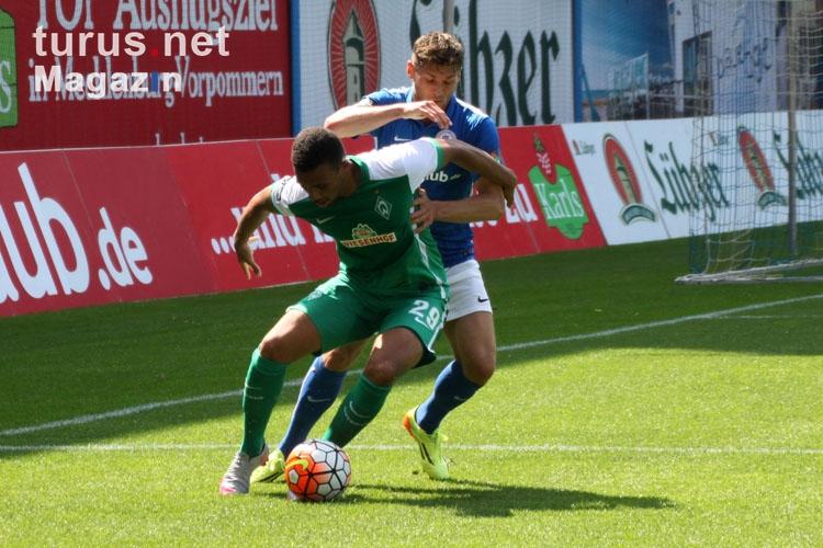 Werder Bremen 2 Hansa Rostock