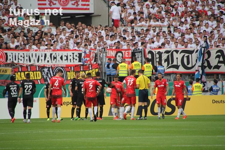 Rot Weiss Essen Düsseldorf