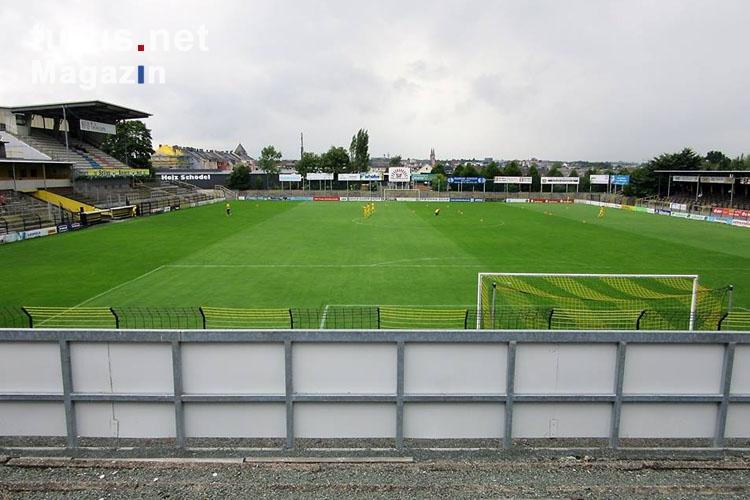 Fußball Hof