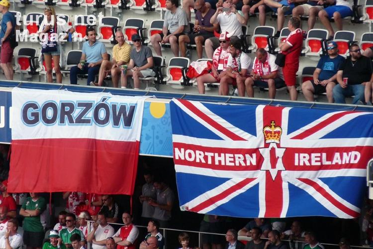 Polen Vs Nordirland
