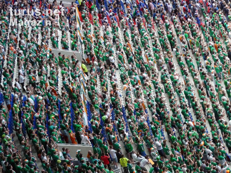 Frankreich Vs Irland