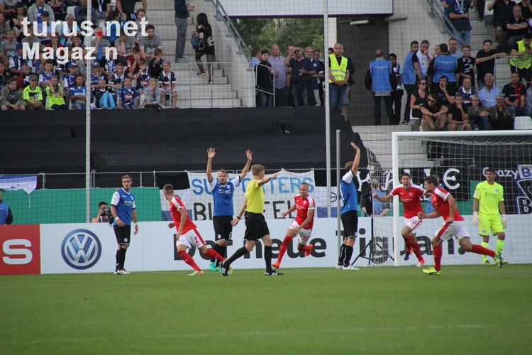 Arminia Bielefeld Pokal
