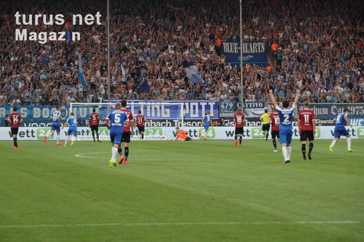 Spielergebnis Hannover 96