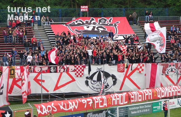 Foto: Red Kaos Zwickau im Westsachsenstadion - Bilder von