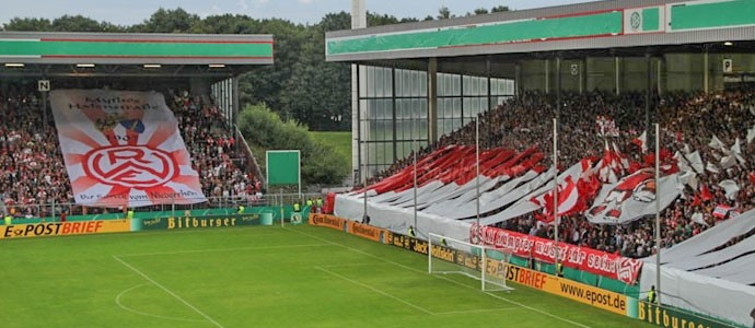 Seit wir zwei uns gefunden, Oh RWE! Interview mit Fußballfibel-Autor Andreas Crom