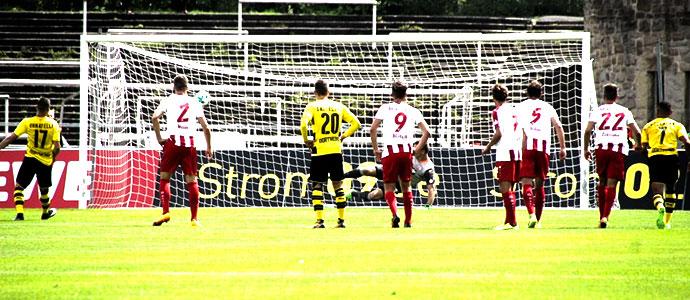 Borussia Dortmund Statt Echter Liebe Freche Wettbewerbsverzerrung