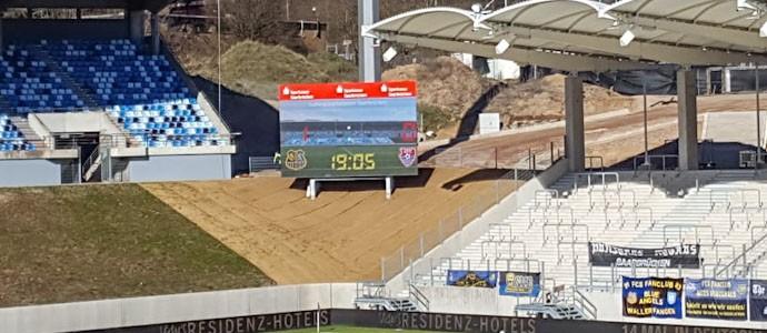 1. FC Saarbrücken vs. KFC Uerdingen 05: Ein 2:2 wie vor 21 Jahren, aber keine Schneeballschlacht