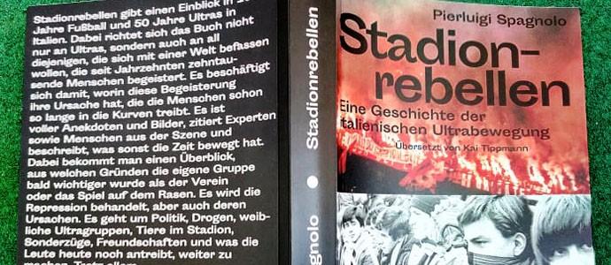 Stadionrebellen – der Versuch einer Buchkritik