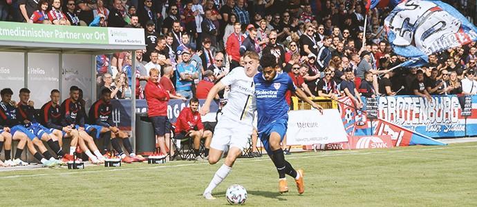 Erster Ligapunkt für den KFC Uerdingen und was ist mit Alemannia Aachen los?