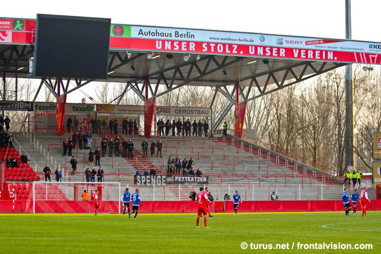 Stadion An der Alten Försterei in Berlin Infos für Gäste ...