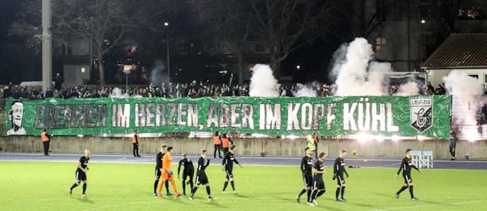 BSG Chemie Leipzig Fußballfibel