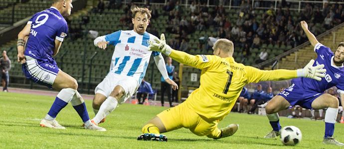 Altglienicke Vs Chemnitzer Fc Drei Elfer 1022 Zuschauer