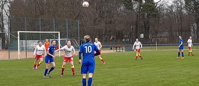 Turbine Potsdam II vs. RB Leipzig: Ein Spiel, ein Punkt - besser als nix!