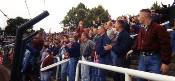 Vor 20 Jahren: FC Berlin und 1. FC Dynamo Dresden trennen ...