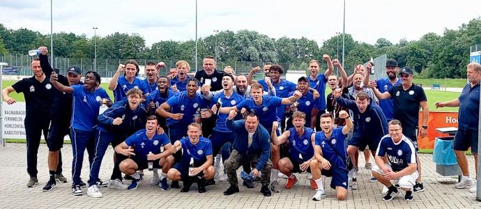 Mecklenburg Schwerin vs. Blau-Weiß 90 Berlin: Olé, Olé, drei Punkte gehen mit an die Spree