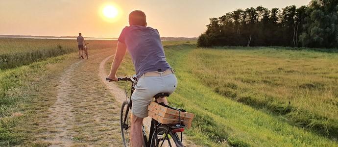 """""""Wir waren Amateure und wollten's auch bleiben"""" - Mit dem Fahrrad im Corona-Sommer nach Polen"""