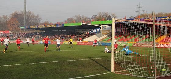 RWO vs. KFC Uerdingen: Oberhausen gewinnt Niederrhein ...