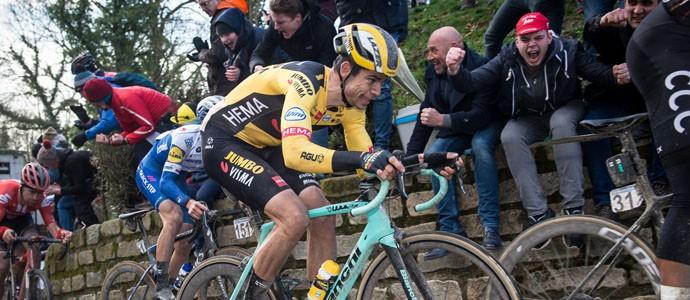 WorldTour Re-Start von Belgiern dominiert
