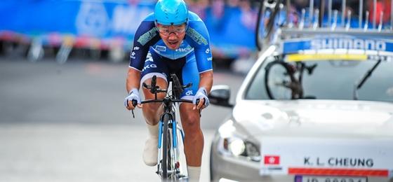 Weltcupsieg von Wing Leung & Lok Cheung: Erstmals Fahrer aus Hongkong beim Berliner Sechstagerennen