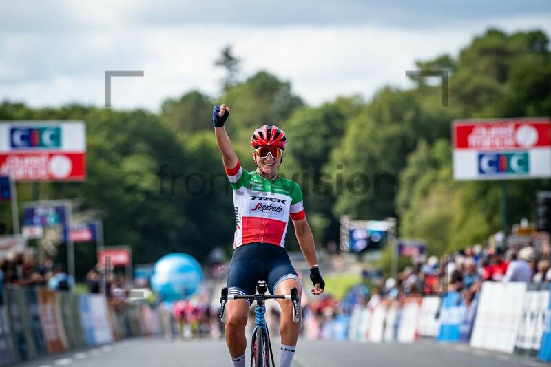 Frauenrennen Grand Prix De Plouay 30-08-2021