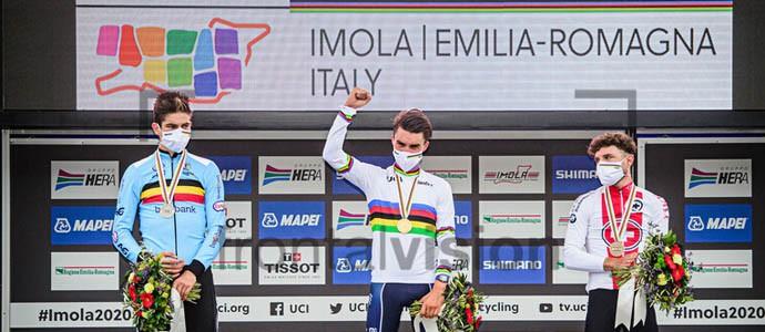Julian Alaphilippe krönt seine Karriere mit Weltmeistertitel
