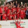Niederrheinpokalsieger 2018 Rot Weiß Oberhausen