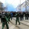 Bayern München II vs. TSV 1860 II: Irrwitziges Polizeiaufgebot und mediales Spektakel