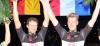 102. Berliner Sechstagerennen: Volle Ränge, spannende Rennen und erste Helden