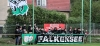 Aktive Fanszene beim SV Falkensee-Finkenkrug: Seite an Seite trotz verschiedener Farben