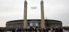 Berliner Olympiastadion am Finaltag