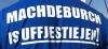 """Machdeburch is uffjestiejen! Rückblick 2000/01: Die """"AG Stimmung"""" als Wegbereiter"""