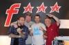 Der BFC Dynamo hat den Längsten: Ringo und Gigor erhalten bei star fm den Pokal