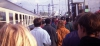 Trotz Bahnstreik ins Stadion: Kreativität & Spontanität ist gefragt