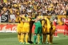SG Dynamo Dresden vs. Hull City: Im FDGB Pokal gemeinsam blechen