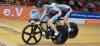 Sprint der Frauen im Cottbuser Radstadion