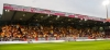Feuer auf den Rängen und auf dem Feld: Union Berlin 1 - Eintracht Braunschweig 1
