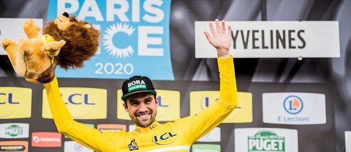 Start/Ziel-Sieg von Maximilian Schachmann bei Paris-Nizza