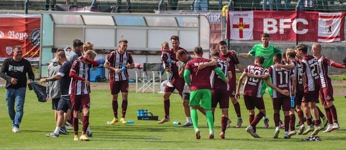 BFC Dynamo vs. Halberstadt: Bärenstarker Bolyki mit (vor)träglichem Geburtstagstreffer!